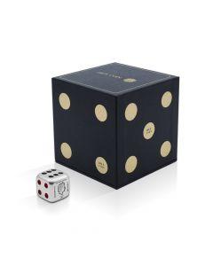 2021年 所罗门群岛 骰子.999银币 2盎司
